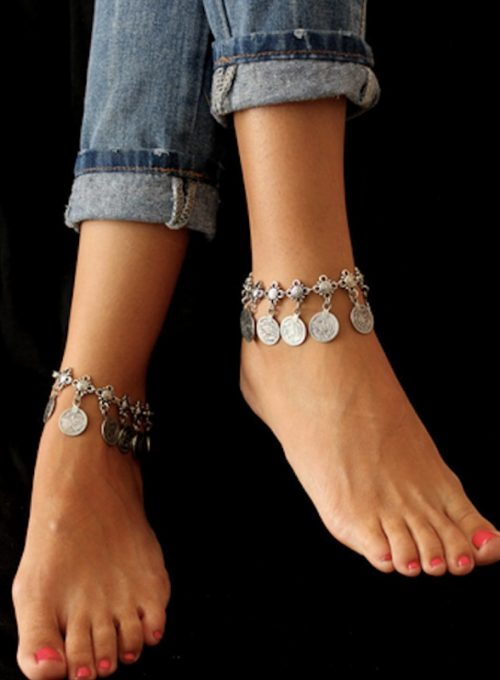 Boho Fußkette im Vintage Style - der Every-day Eyecatcher ab 29,-