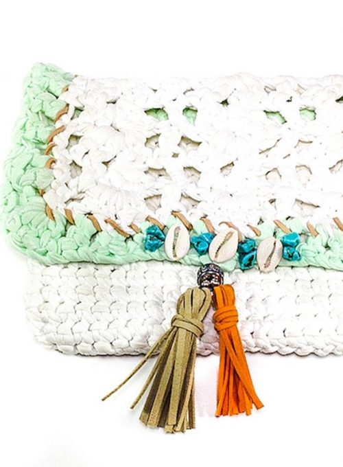 Hippie Clutch – das Boho Statement Piece für Fashionistas ab 69,-