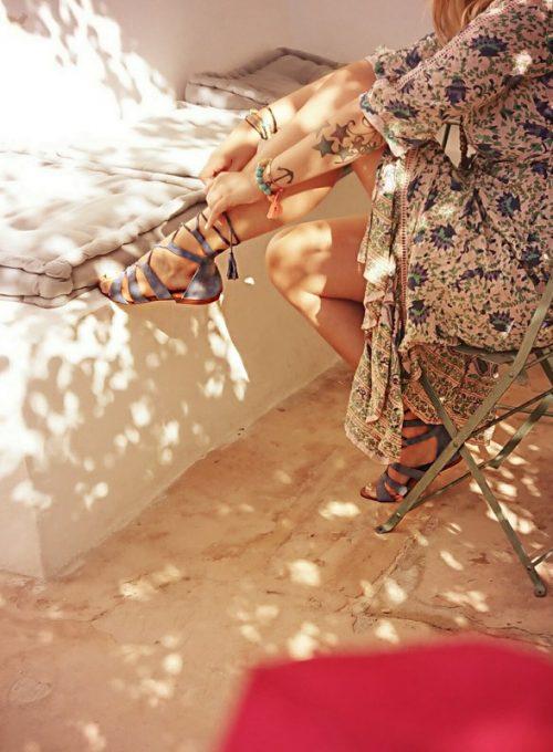 Boho Sandalen, der trendige Eyecatcher Lace up Style - im SALE ab 69,-