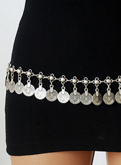 Boho Münzgürtel im Gypsy Design - das Musthave und It-Piece ab 49,-