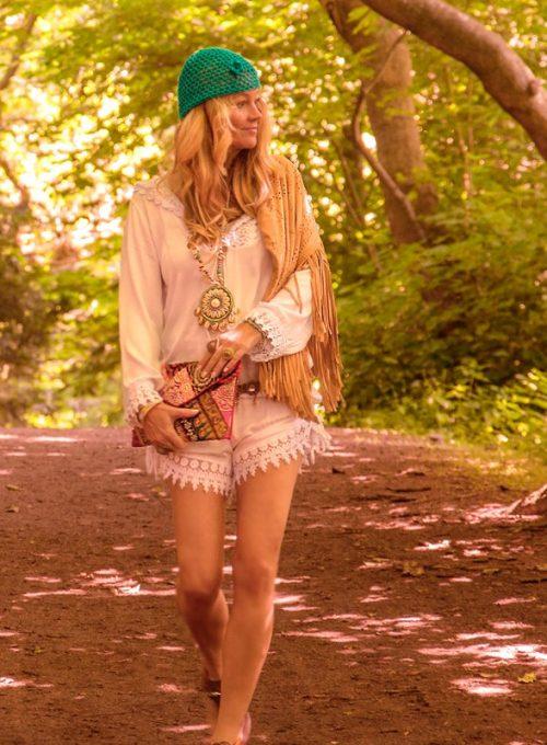 Ein weißer Ibiza Jumpsuit - das Sommer It-Piece für Boholiebhaber ab 59,-