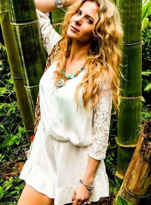 Hippie Moon Ibiza Jumpsuit - Sandy Playsuit