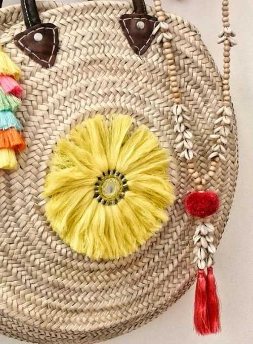 Die Krabi Bohokette - Handmade aus Muscheln, Naturstein u. Holz ab 29,-