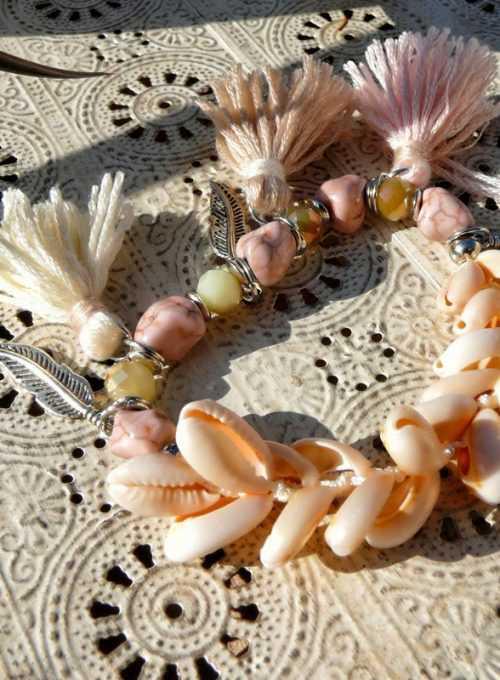Boho Armband Benirras - dein Accessoire für Ibiza Feeling pur ab 12,-