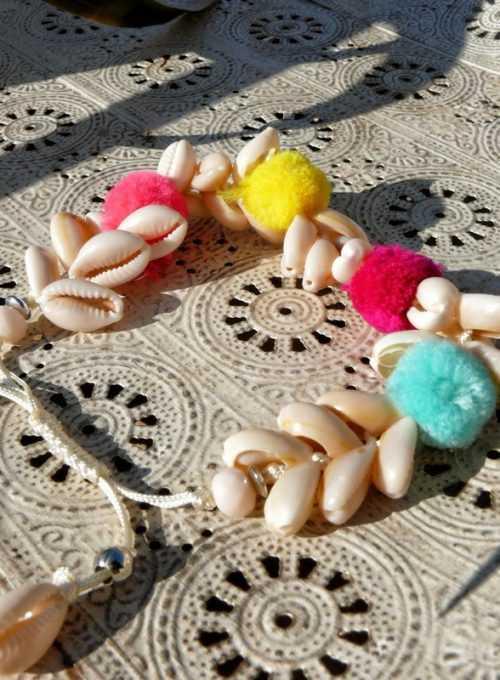 Boho Armband Las Dalias - dein Accessoire für Ibiza Feeling pur ab 12,-