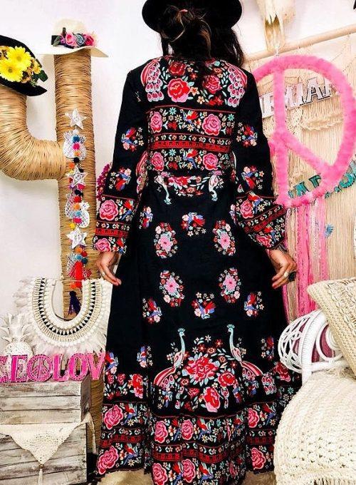 PomPom Dress Bohemian - das Musthave für jede Fashionista ab 162,-