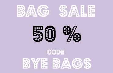 Bag Sale 50% auf fast alle Taschen
