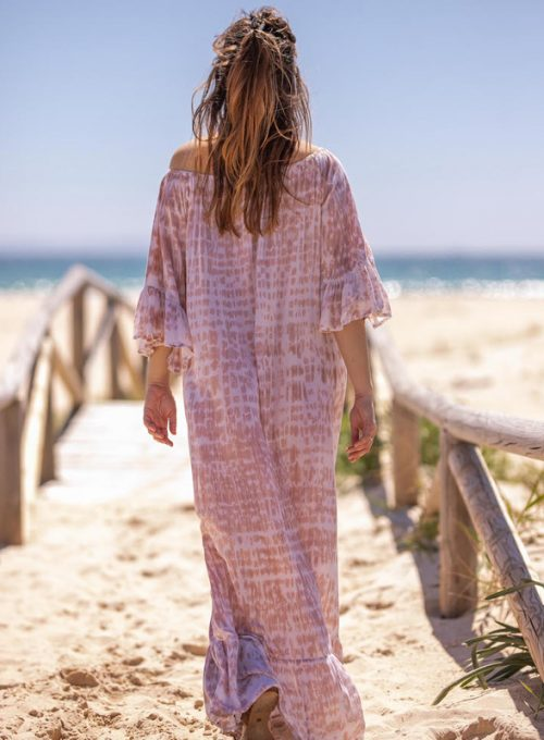 Batik Maxikleid Amy - Dein Hippie It-Piece für jeden Tag ab 76,-