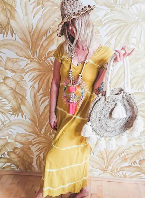 Batik Kleid Coachella - Dein Hippie It-Piece für jeden Tag ab 67,-