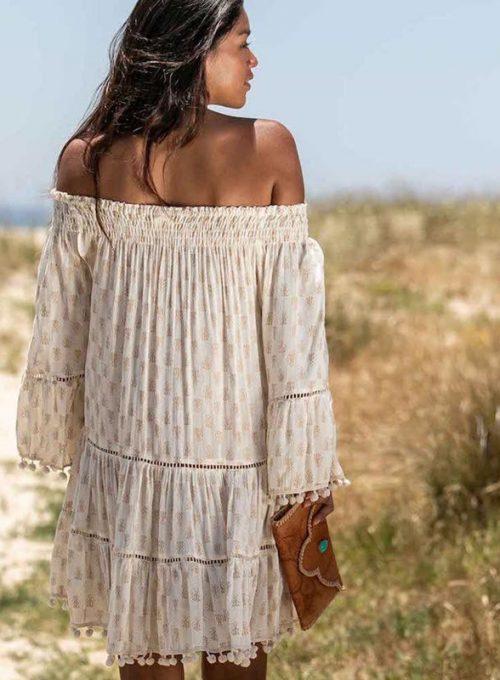 Tunikakleid Carla - der luftige Sommertraum aus Crepestoff ab 62,-