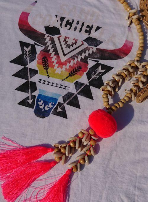 Das Coachella T-Shirt - Dein Hippie It-Piece für jeden Tag ab 49,-