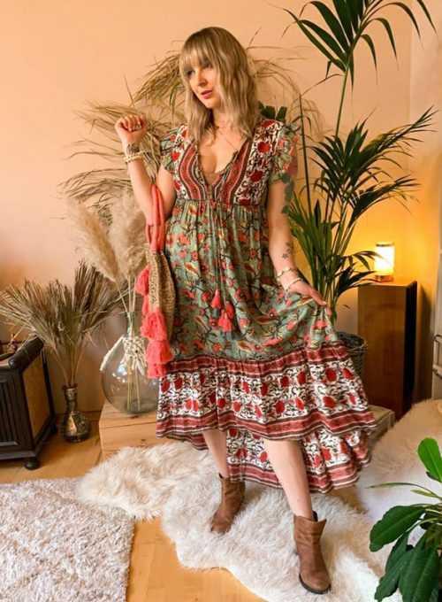 Daisy Frühlingskleid - das locker leichte Kleidchen für die Saison für 99,- €