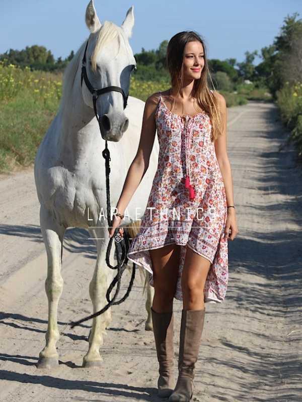 Blumenkleid Tarifa - dein neues Lieblingssommerkleidchen für 52,-