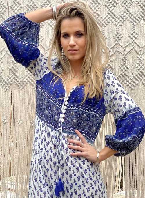 Maxikleid Byron - das schönste Kleid im Bohochic für 134,-