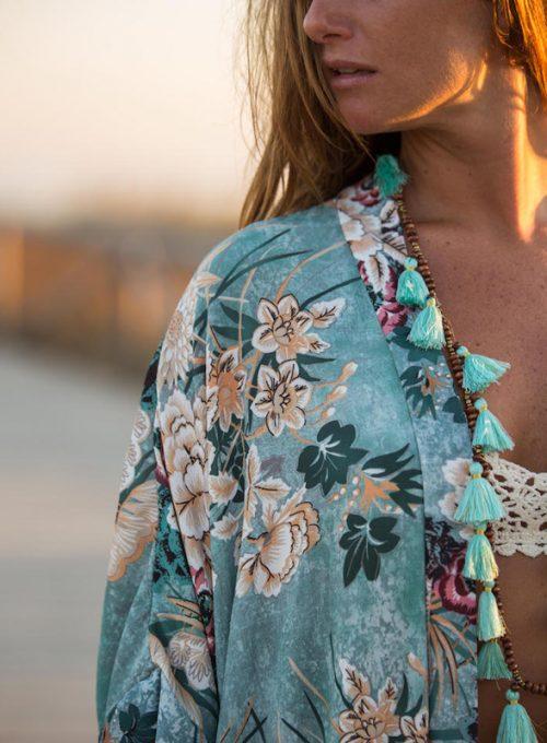 Hippie Kimono Martinica - das Boho It-Piece für jede Fashionista für 52,-