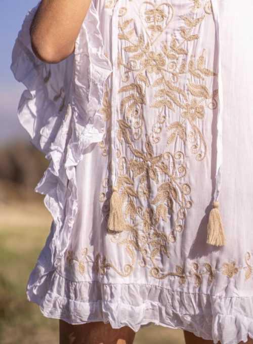 Tunika Santa Fe - der locker, leichte Sommertraum für 69,-